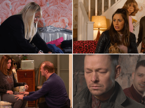 12 soap spoiler pictures: Coronation Street and EastEnders returns, Emmerdale wedding drama, Hollyoaks drugs discovery