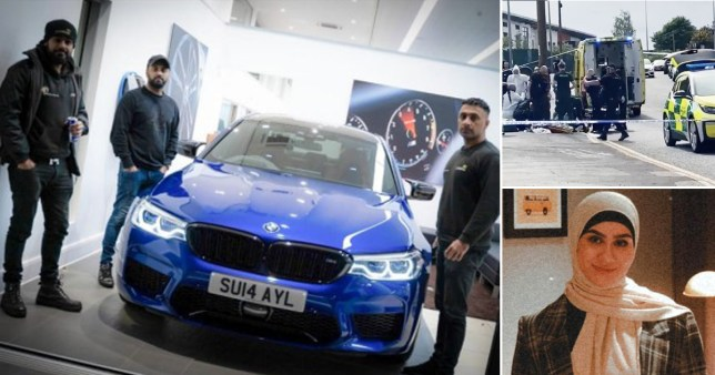 Brothers Feroz, Suhayl and Nadeem Suleman were arrested on Monday over the drive-by shooting of law student Aya Hachem near Lidl in Blackburn