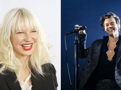Sia claims Harry Styles flirted with her when he was 21: 'I got dizzy'