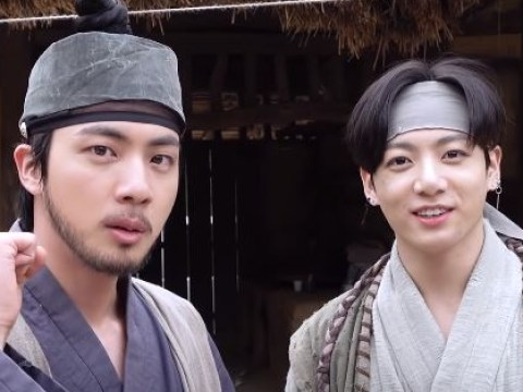 BTS' Jin and Jungkook explain their cameo in Suga's Daechwita music video