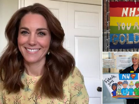 Kate Middleton appears on This Morning to tell people to take more pictures