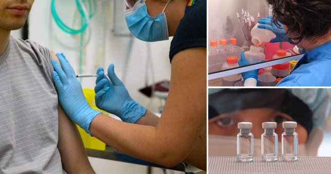 A team of experts at the University of Oxford work to develop a vaccine that could prevent people from getting Covid-19. According to the researchers, UK volunteers could be given the first dose of a potential vaccine within the next week.
