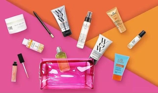 M&S Beauty Bag