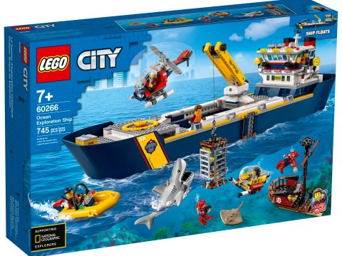 Lego and National Geographic team-up for new environmental toy sets