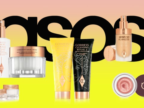 Charlotte Tilbury products are now available on ASOS