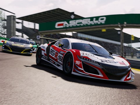 Project Cars 3 out this summer – 'it's not a 100% realistic po-faced simulation'