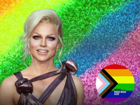 'It's so important we get to focus on queer people of colour': Courtney Act on celebrating pride amid Black Lives Matter movement