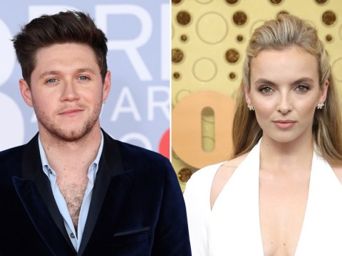Niall Horan laughs off random fan theory that he's dating Jodie Comer