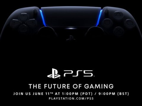 PS5 reveal event officially rescheduled for 11 June