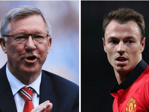 Jonny Evans reveals how Man Utd players reacted to 'genius' Sir Alex Ferguson signing
