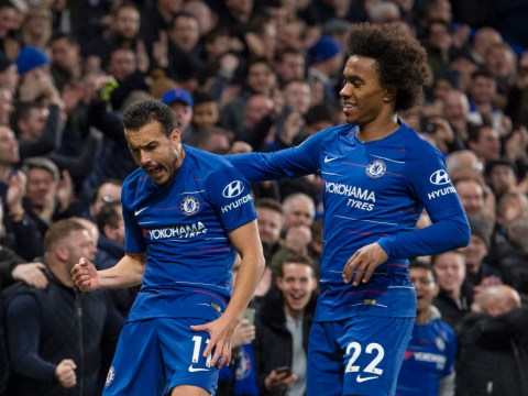 Why Willian and Pedro are concerned over short-term Chelsea contract extensions