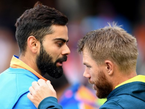 Australia should avoid sledging India captain Virat Kohli, says David Warner