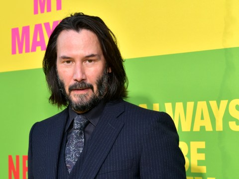 Keanu Reeves auctioning off date with himself for children's cancer charity and who could say no?