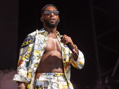 Tinie Tempah says 'shame on you' to those who think racism isn't that bad in the UK