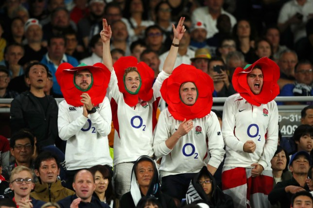 The Rugby Football Union are considering banning England fans from singing 'Swing Low, Sweet Chariot'