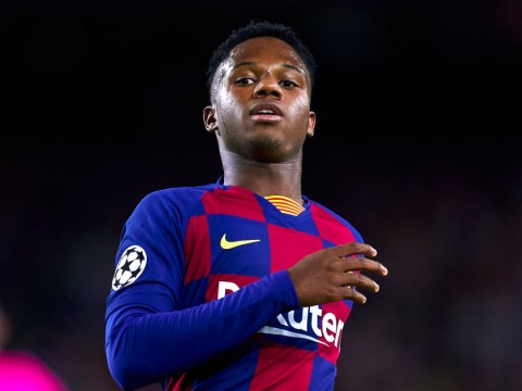 Manchester United running out of time to trigger Barcelona star Ansu Fati's release clause