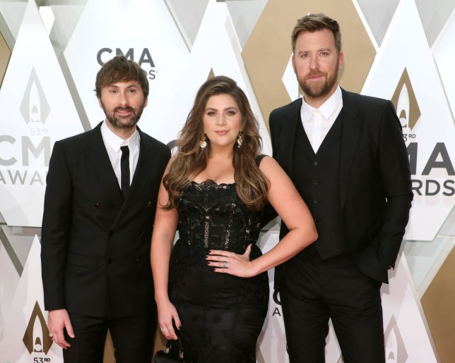 Lady A - formerly Lady Antebellum