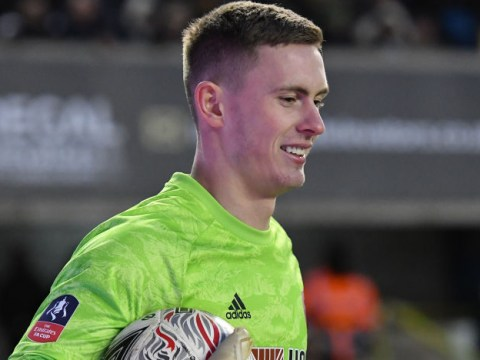 Louis van Gaal was stunned by Dean Henderson's bravado as 18-year-old at Manchester United