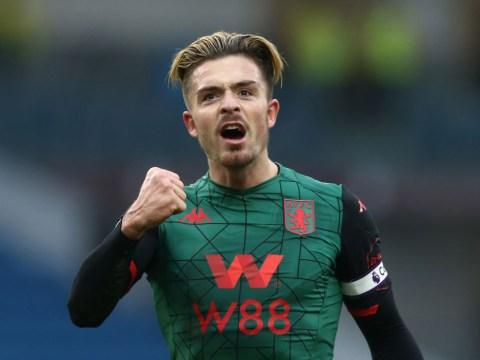 Man City plotting to beat Man Utd to Jack Grealish if Leroy Sane joins Bayern Munich