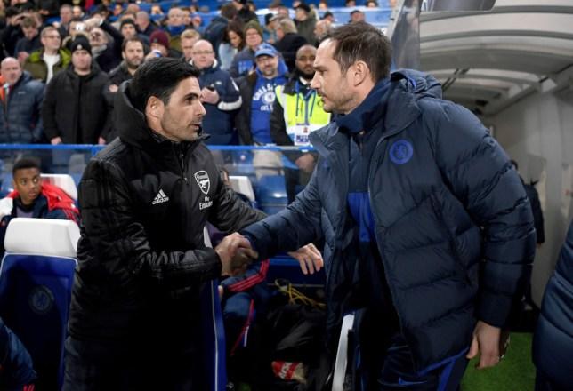 Arsenal: Cesc Fabregas says Mikel Arteta has harder job than Frank ...