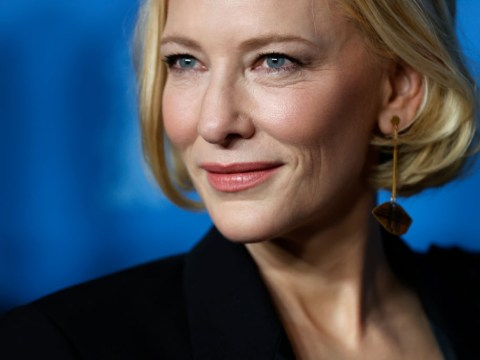 Cate Blanchett has a 'chainsaw accident' during lockdown in East Sussex mansion