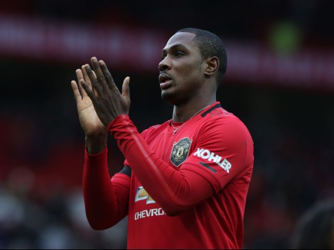 Dimitar Berbatov sets challenge for Manchester United striker Odion Ighalo after loan extension