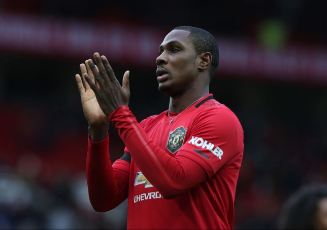 Odion Ighalo stay's at Manchester United has been extended