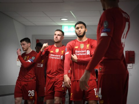 Joe Gomez names two teammates who embody 'what it means to be a Liverpool player'