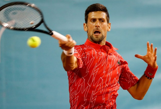 Us Open Novak Djokovic Set To Join Serena Williams In New York After U Turn Metro News