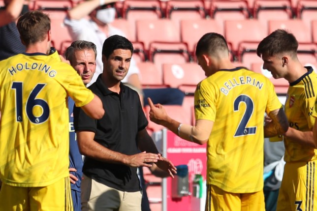 Mikel Arteta's side registered an important win over Southampton on Thursday