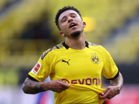 Borussia Dortmund chief airs concerns over Man Utd target Jadon Sancho's conduct