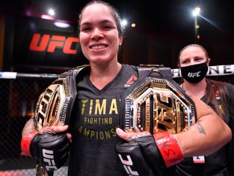 Double UFC champion Amanda Nunes considering retirement