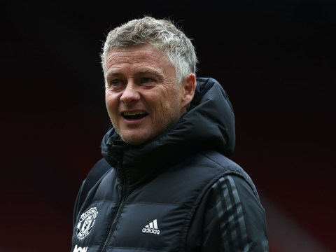 Ole Gunnar Solskjaer names the seven teams who can join Liverpool & Man City in the top four