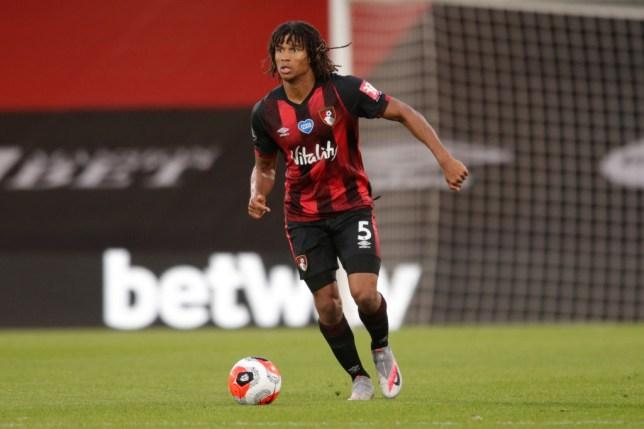 AFC Bournemouth centre-back Nathan Ake