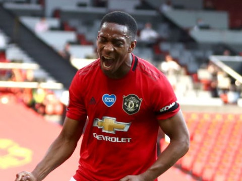 Anthony Martial is in the 'best' shape of his career, claims Ole Gunnar Solskjaer