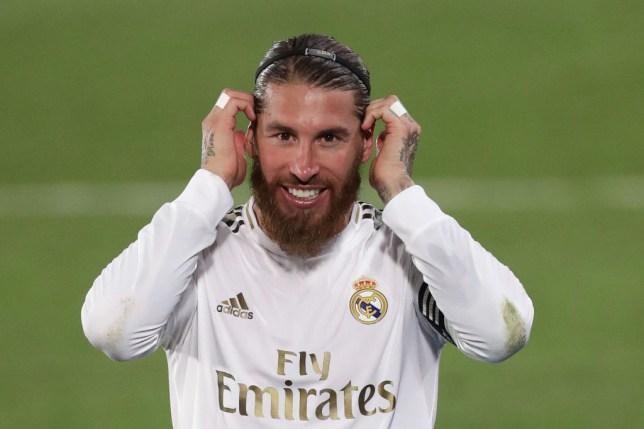 Sergio Ramos takes subtle dig at Gerard Pique after Real ...