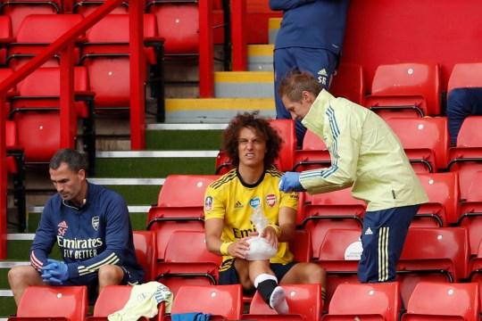 Arsenal-Verteidiger David Luiz