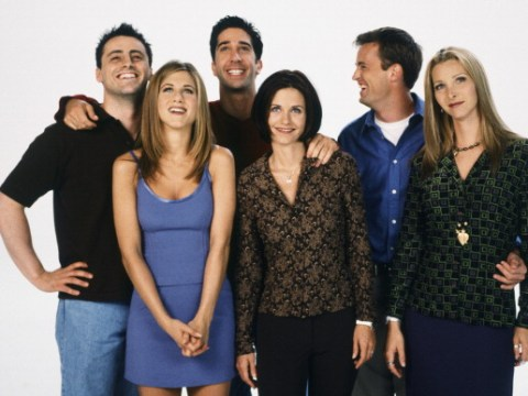 Friends' Lisa Kudrow teases top secret project as she hypes up reunion special