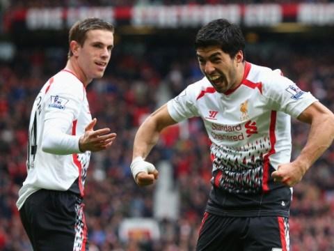 Jose Enrique lifts lid on training ground 'arguments' with Luis Suarez and Jordan Henderson