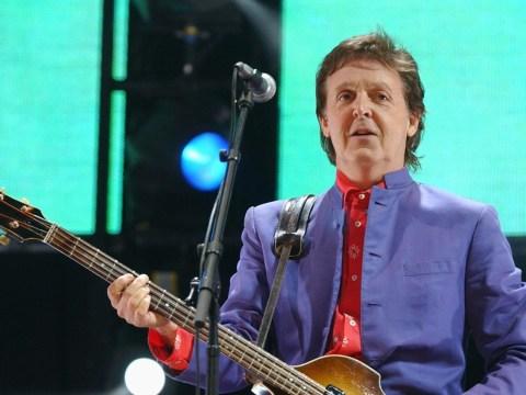 Sir Paul McCartney wants mandatory meat taken out of school meals