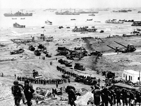 D-Day 2020: What happened on June 6 1944?