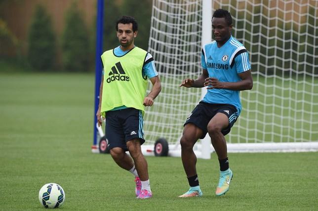 John Obi Mikel reveals how Chelsea squad felt about Mohamed Salah ...