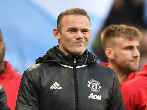 Manchester United and England legend Wayne Rooney reveals he told one manager his training sessions were 's**t' on behalf of squad