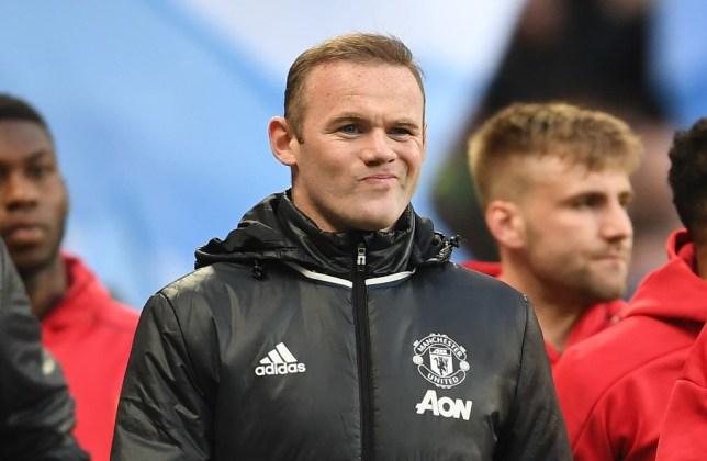 Manchester United and England legend Wayne Rooney