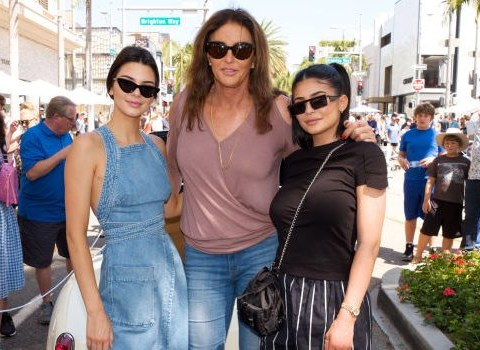Kendall and Kylie Jenner call dad Caitlyn 'our hero' five years after her transition