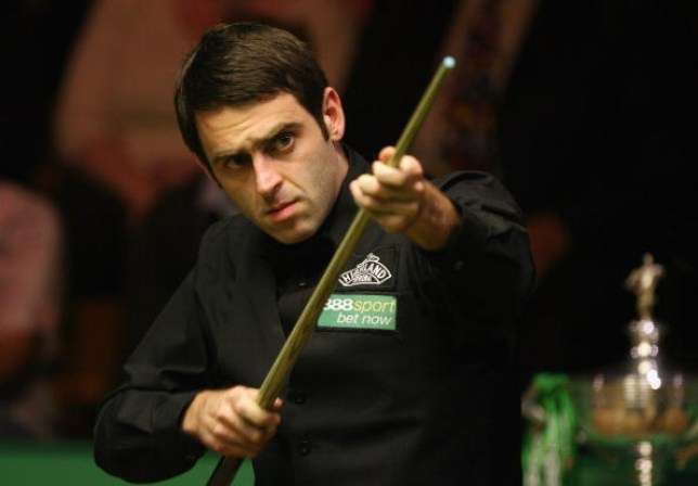888.com World Snooker Championships
