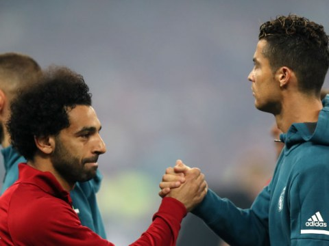 Wayne Rooney makes comparison between Liverpool's Mo Salah and Man Utd legend Cristiano Ronaldo
