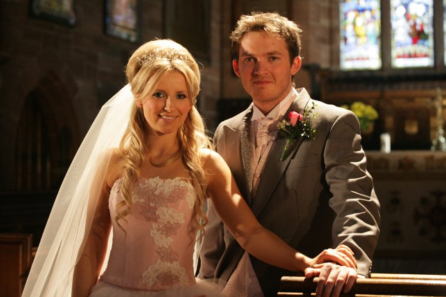 max and steph in hollyoaks