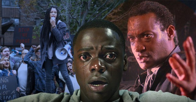 horror movies racism