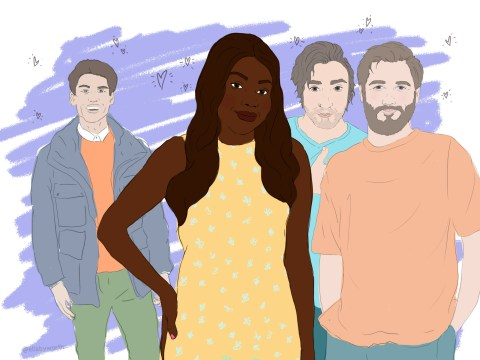 I'm a Black woman who's only dated white men, but Black Lives Matter has changed everything